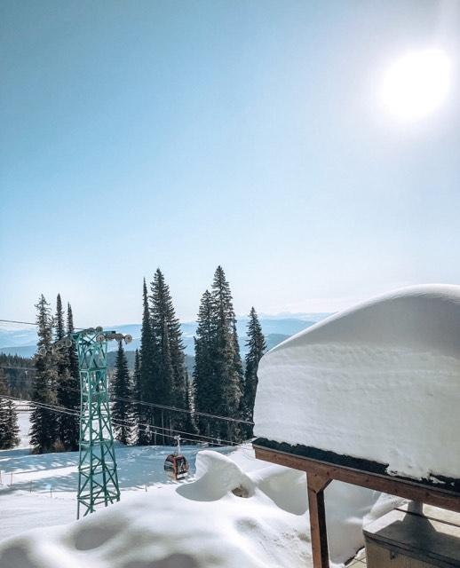 skiing kelowna