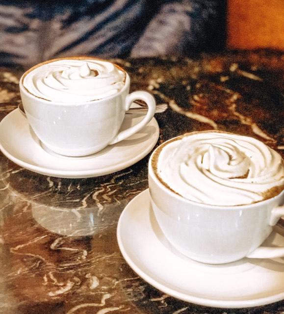 pumpkin spice latte kelowna