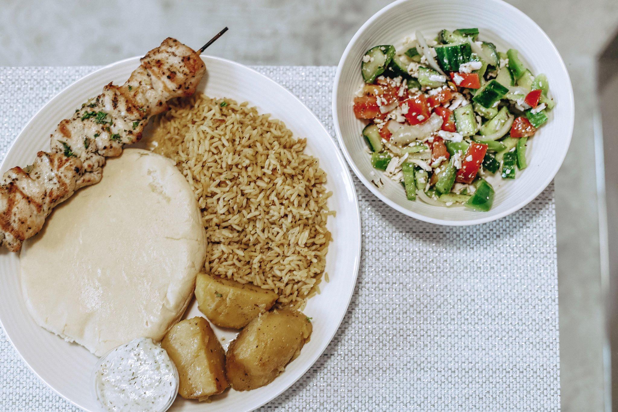 kelowna greek food