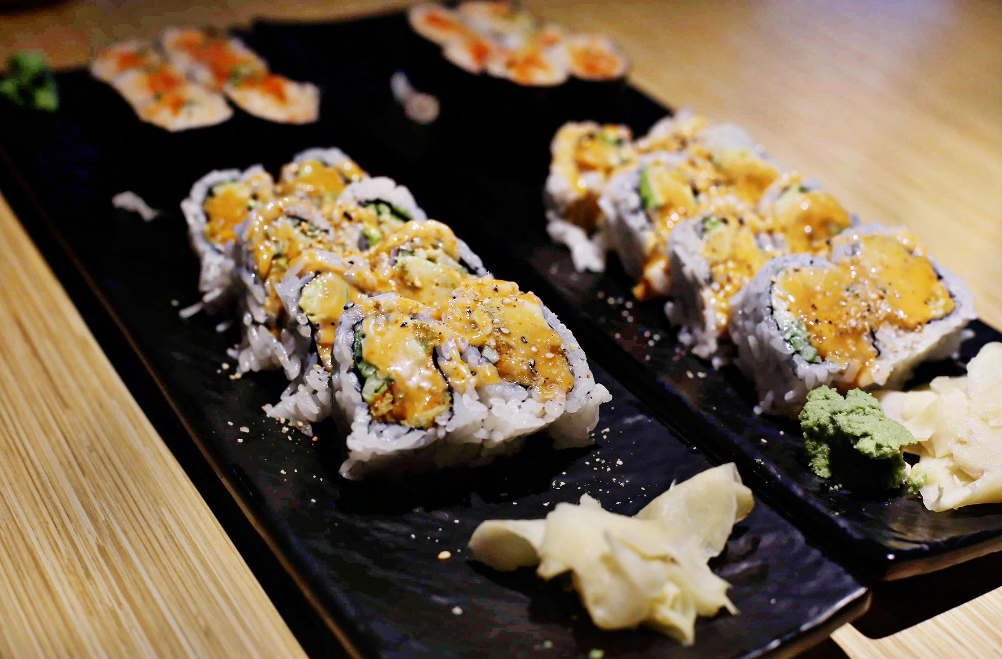 sushi kelowna