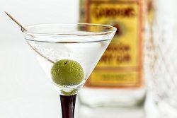 how to make a martini